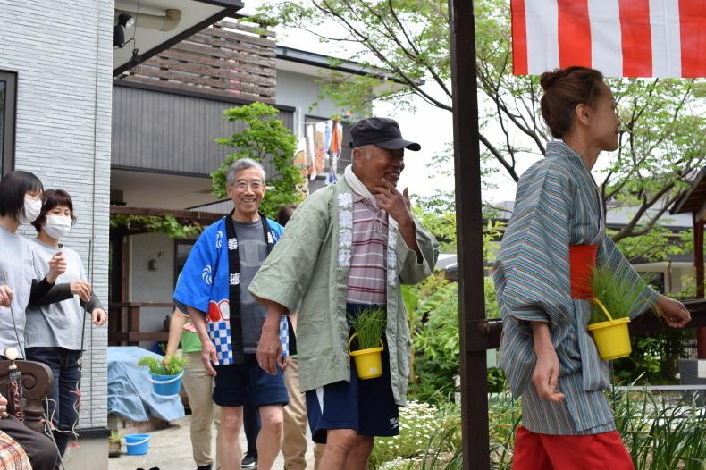 2019年 穂の香御田植祭♪♪_f0220087_00235997.jpg