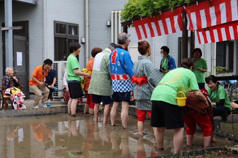 2019年 穂の香御田植祭♪♪_f0220087_00311985.jpg