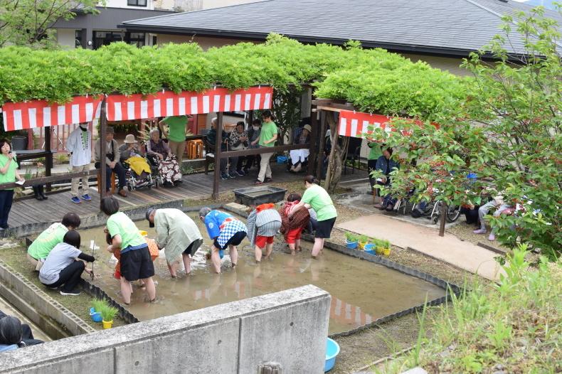 2019年 穂の香御田植祭♪♪_f0220087_00484203.jpg