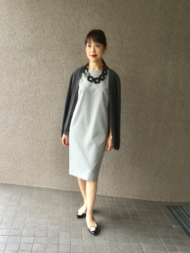 カシミヤニット・りえさん着画集①_b0210699_01330261.jpeg
