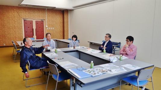 金曜は魚沼市でフットパスの勉強会がありました_c0336902_20251439.jpg