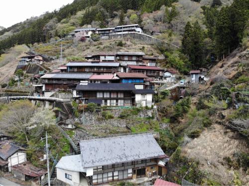 天界の村を歩く2 関東山地 南牧川_d0147406_19062134.jpg