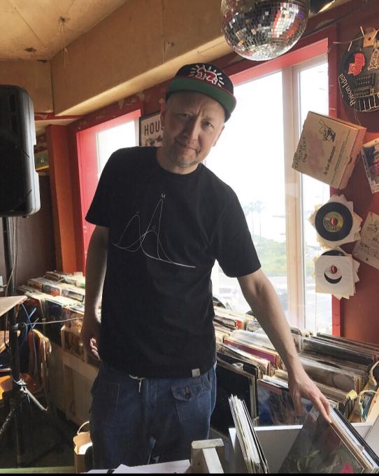 """NICK THE RECORD 今年も江の島CurryDiner OPPA-LA ニックが愛するオッパーラでSunset \"""" the 7hours \""""を 6月9日Sunに開催です!!!_d0106911_00542073.jpg"""