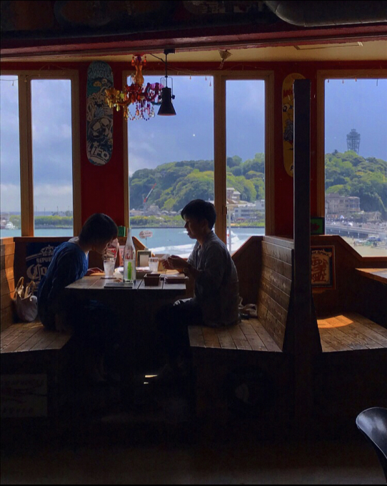 """NICK THE RECORD 今年も江の島CurryDiner OPPA-LA ニックが愛するオッパーラでSunset \"""" the 7hours \""""を 6月9日Sunに開催です!!!_d0106911_00552232.jpg"""