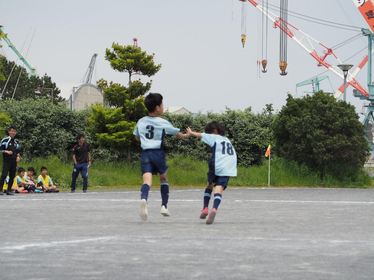 5年生 あすなろ大会 決勝トーナメント_a0109316_19015882.jpg