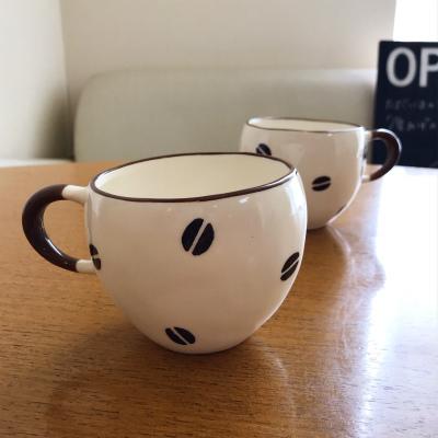 15日(水)からのランチプレート・コーヒー豆柄マグカップ_b0102217_17271635.jpg