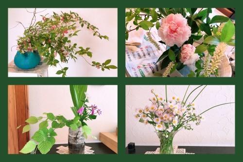 生け花教室へ!_f0139520_07595244.jpg