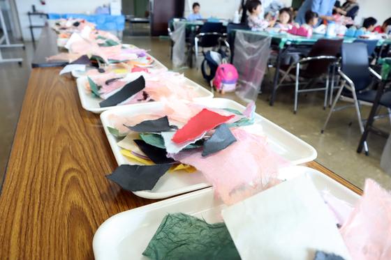 やと子ども美術教室 ~ たけのこ ~_e0222340_1501162.jpg