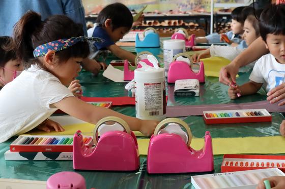 やと子ども美術教室 ~ たけのこ ~_e0222340_15123718.jpg
