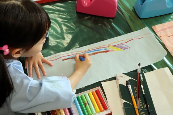 やと子ども美術教室 ~ たけのこ ~_e0222340_15125981.jpg