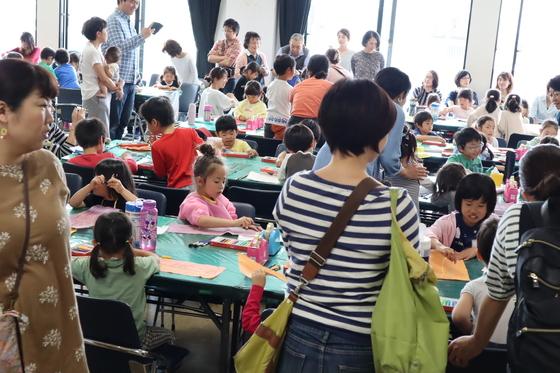やと子ども美術教室 ~ たけのこ ~_e0222340_15131934.jpg