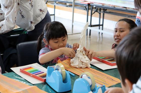 やと子ども美術教室 ~ たけのこ ~_e0222340_15153992.jpg