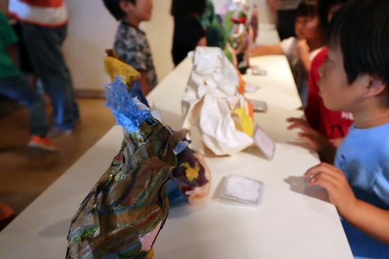 やと子ども美術教室 ~ たけのこ ~_e0222340_15381843.jpg