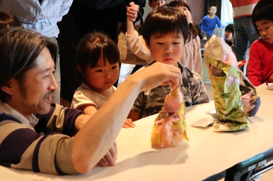 やと子ども美術教室 ~ たけのこ ~_e0222340_15423659.jpg