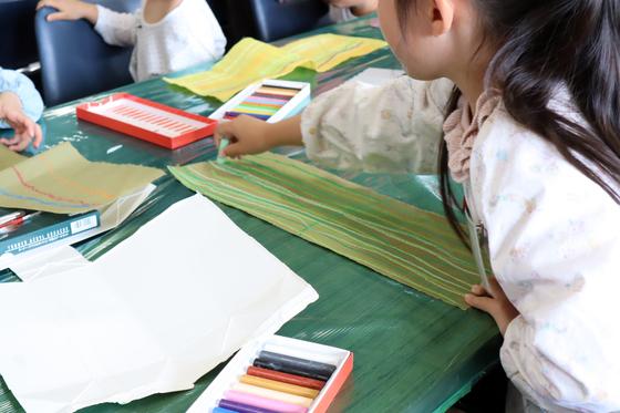 やと子ども美術教室 ~ たけのこ ~_e0222340_16122895.jpg