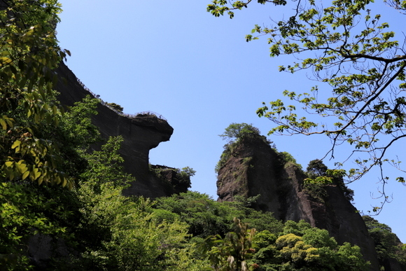 GW9日目、ラピュタの壁と鋸山_e0234741_15341158.jpg
