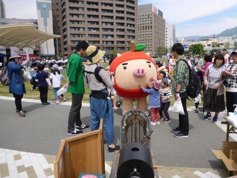長野駅東口公園オープン!イベント_c0094442_09145694.jpg