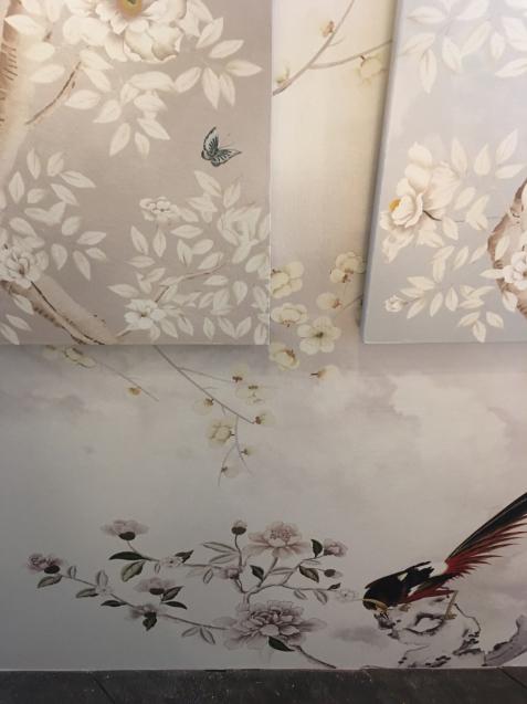 (イベントレポート)シノワズリ 新作商品発表記念セミナー講師 / インテリアデザインショップ リサブレア主催 神戸元町_f0375763_00290591.jpg