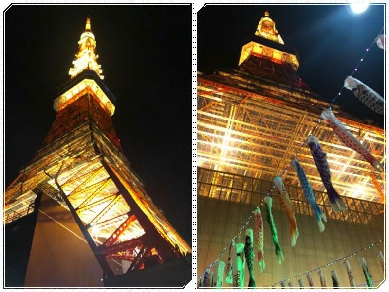 東京タワー夜桜night(3)_b0236665_22095360.jpg