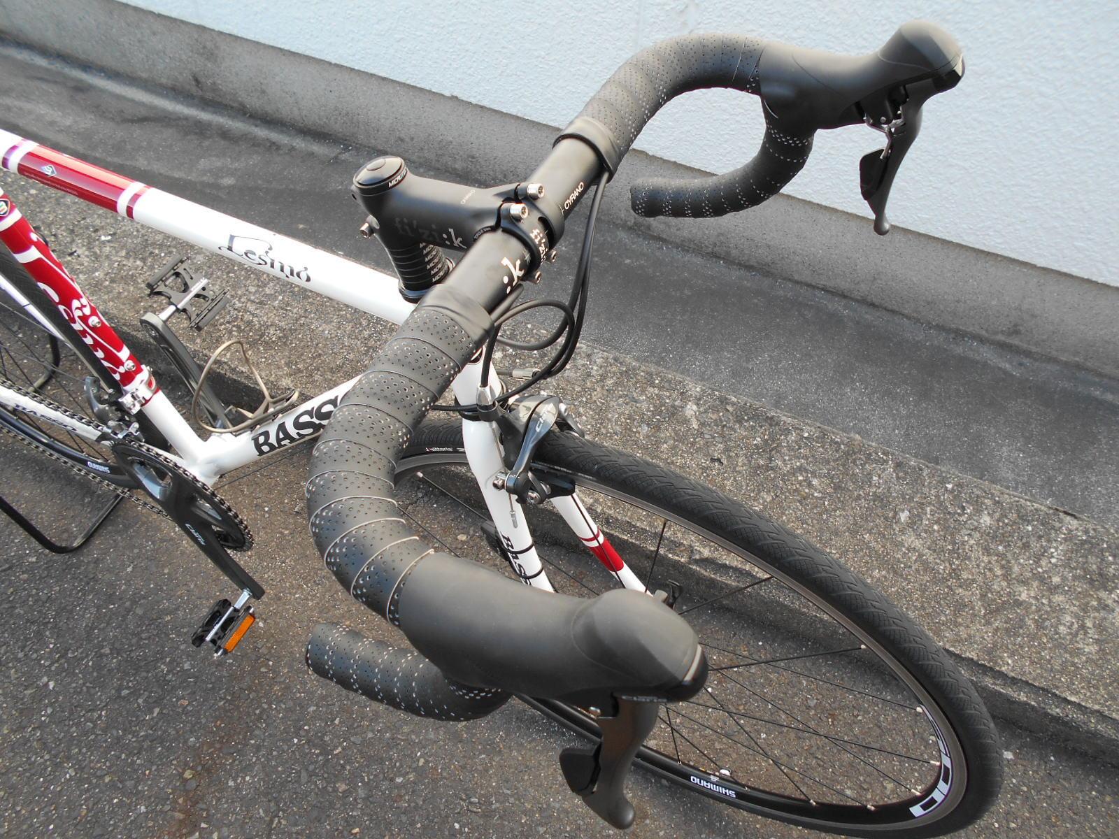 フラットバーロードからロードバイクへ!_b0189682_14040125.jpg