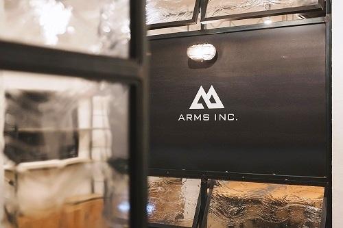 ARMS INC.様/オフィス改装_b0239082_23192547.jpg