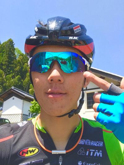 金栄堂サポート:SNEL CYCLOCROSS TEAM・積田連選手アイウェアインプレッション!_c0003493_09031659.jpg