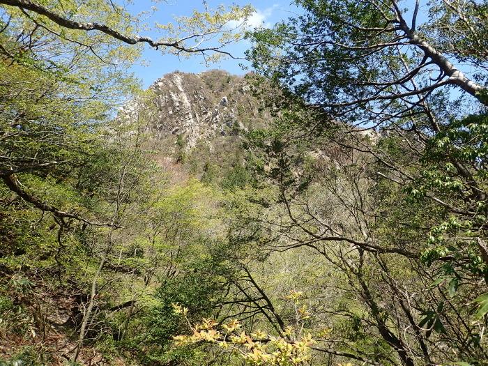 鎌ヶ岳登山。_a0049296_08391987.jpg
