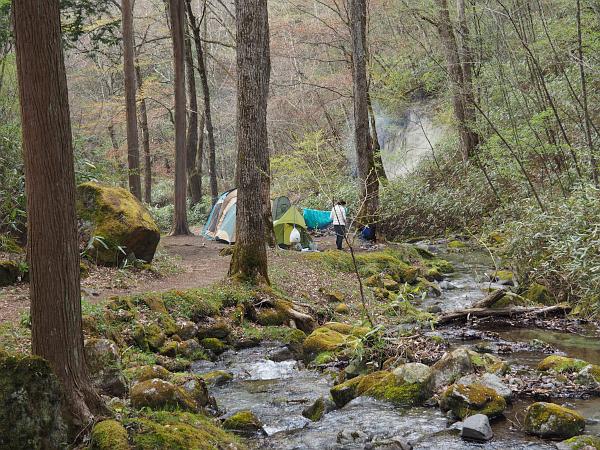一の瀬高原キャンプ場・春_f0180607_01481838.jpg