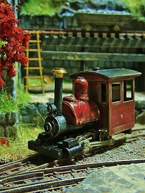 注文軽便鉄道製作 より 蒸気機関車2台_f0227828_13521454.jpg