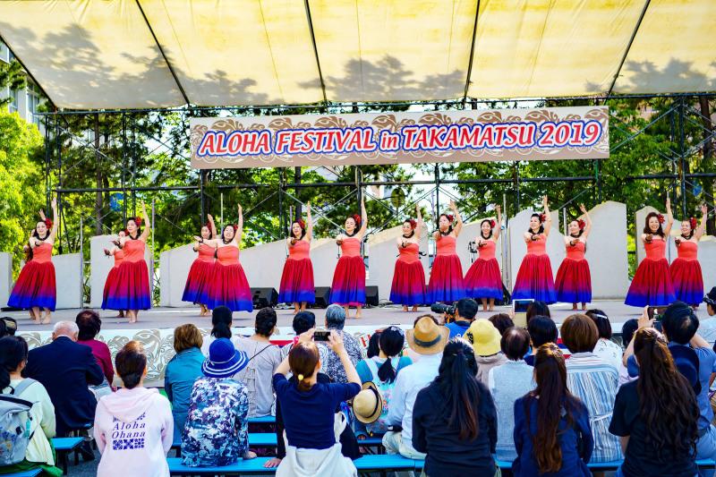 アロハフェスティバル in TAKAMATSU ④ メインステージ_d0246136_19275835.jpg
