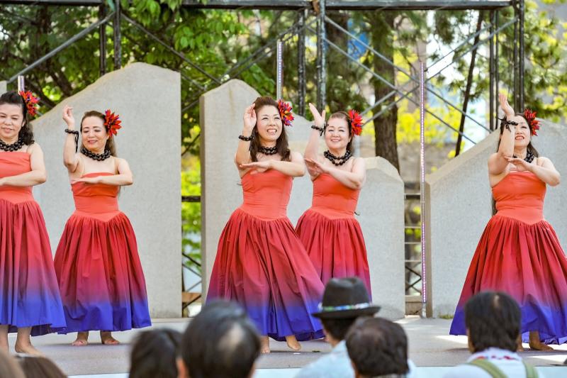 アロハフェスティバル in TAKAMATSU ④ メインステージ_d0246136_19281686.jpg