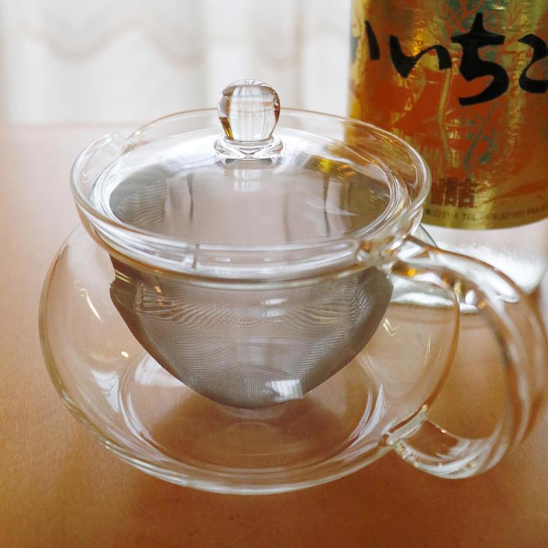 いいちこのお茶割り、夏にぴったり #いいちこアンバサダー_c0060143_10580178.jpg