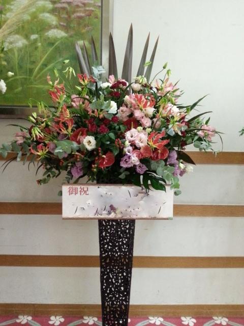 スタンド装花あれこれ。_a0162354_2015385.jpg