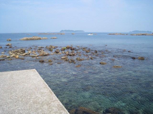 日曜日は熊本県天草市牛深へクロ釣りに行く_a0278866_1728374.jpg