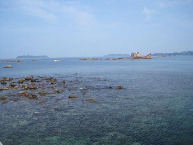 日曜日は熊本県天草市牛深へクロ釣りに行く_a0278866_1729134.jpg