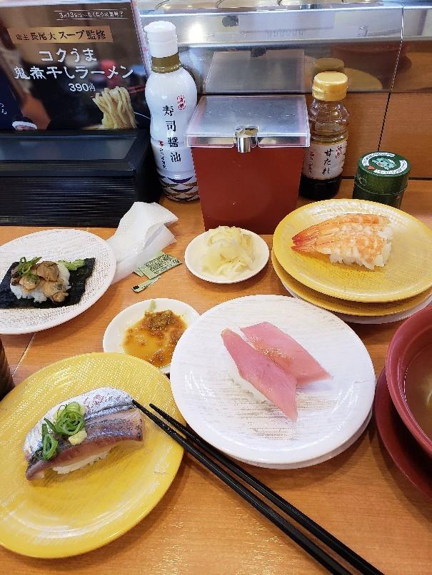 かっぱ寿司を良くなってますね_b0222066_11553757.jpg