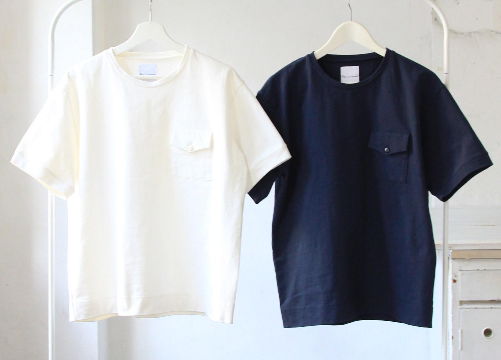 Heavy Oz Cotton Wide T-shirt_c0379477_21314374.jpg