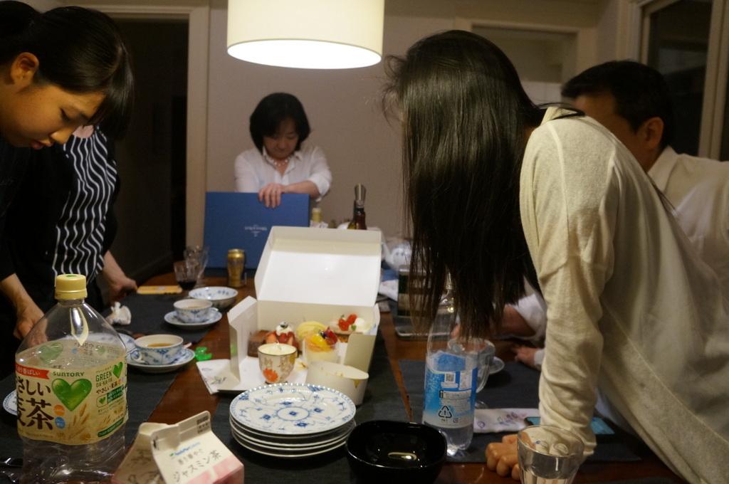 稲村のK元邸で 5/4_c0180686_17520948.jpg