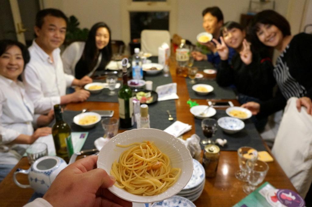 稲村のK元邸で 5/4_c0180686_17530748.jpg