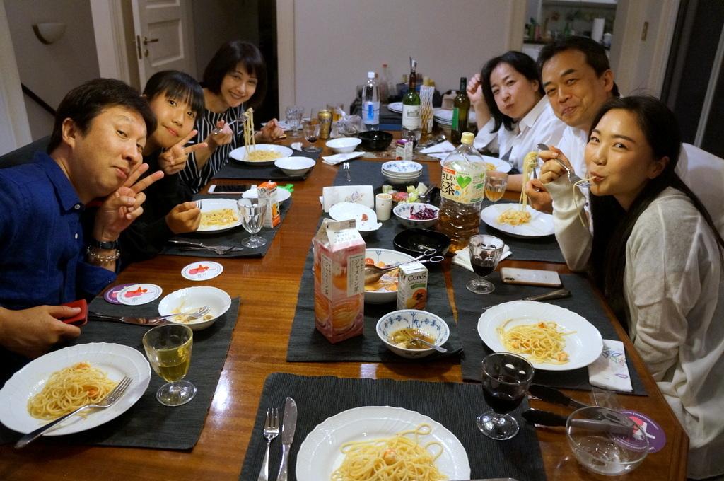 稲村のK元邸で 5/4_c0180686_17533115.jpg