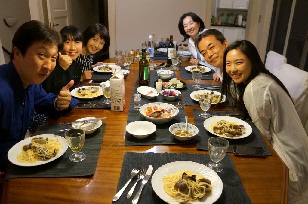 稲村のK元邸で 5/4_c0180686_17550985.jpg