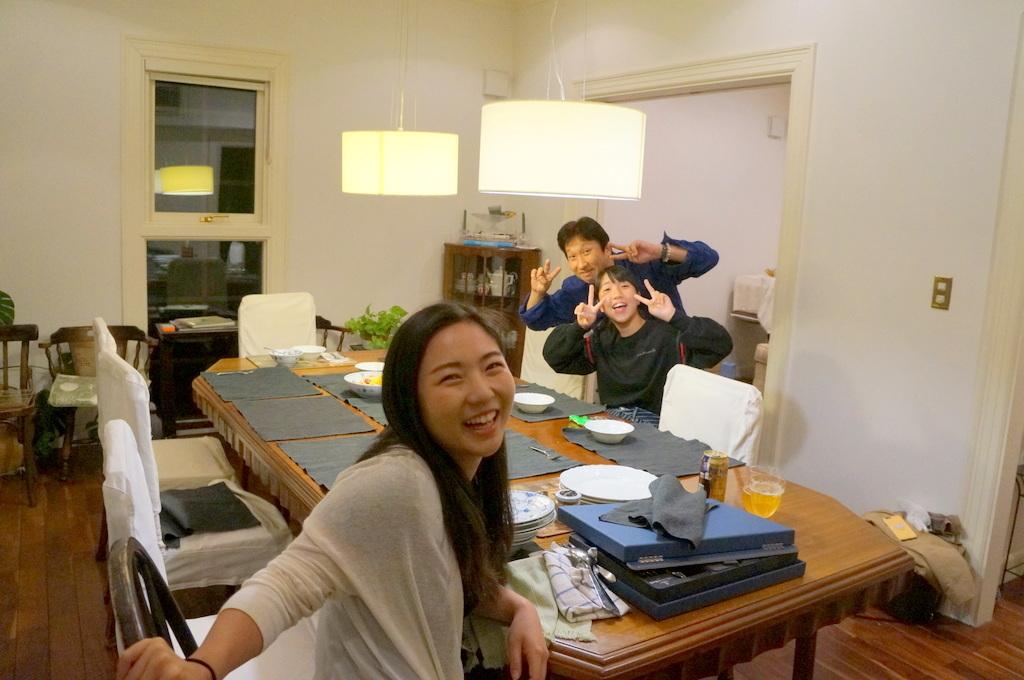 稲村のK元邸で 5/4_c0180686_17590394.jpg