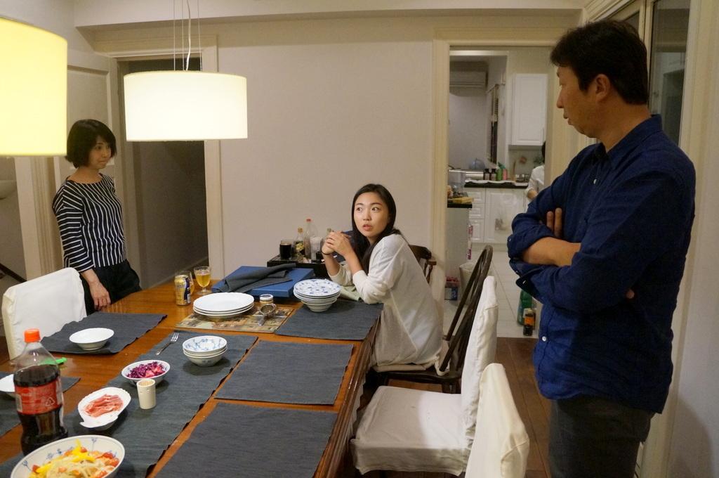 稲村のK元邸で 5/4_c0180686_17591851.jpg