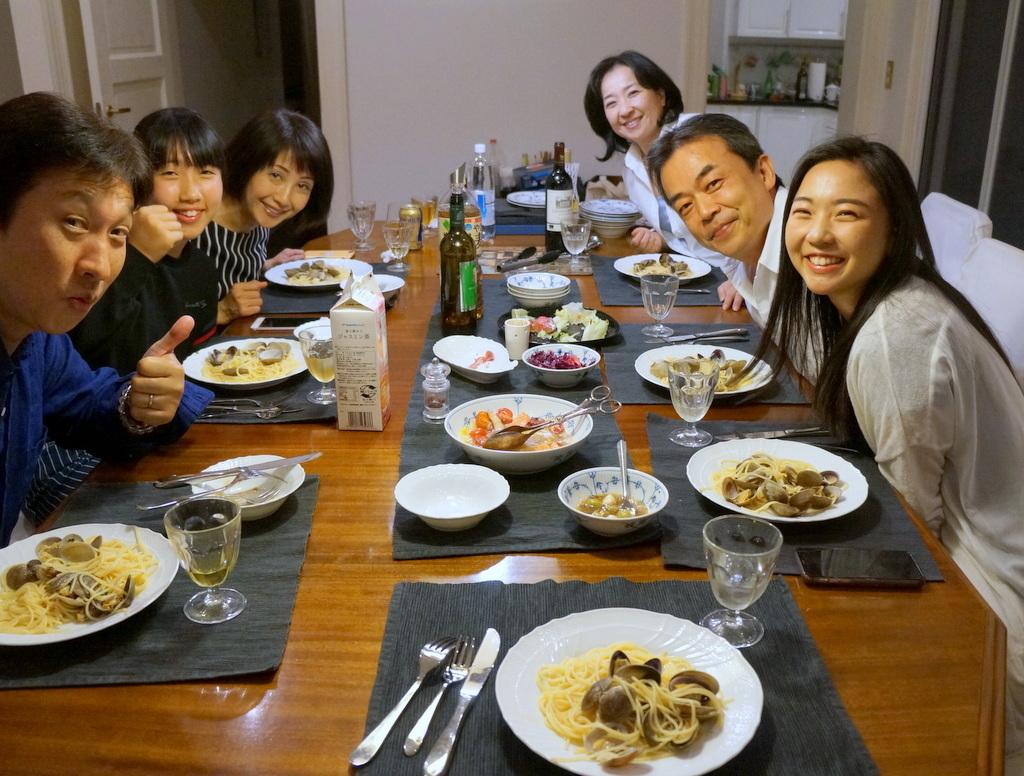 稲村のK元邸で 5/4_c0180686_18001677.jpg