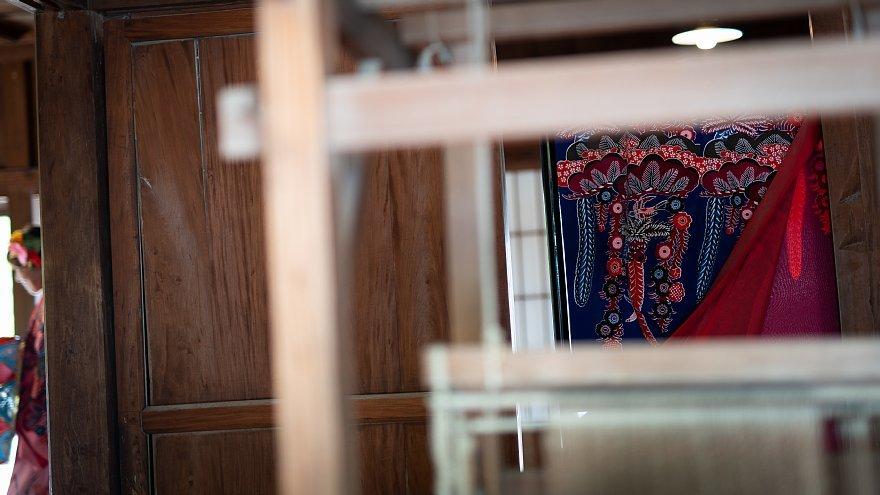 琉球王国の士族の屋敷にて_d0353489_18533926.jpg