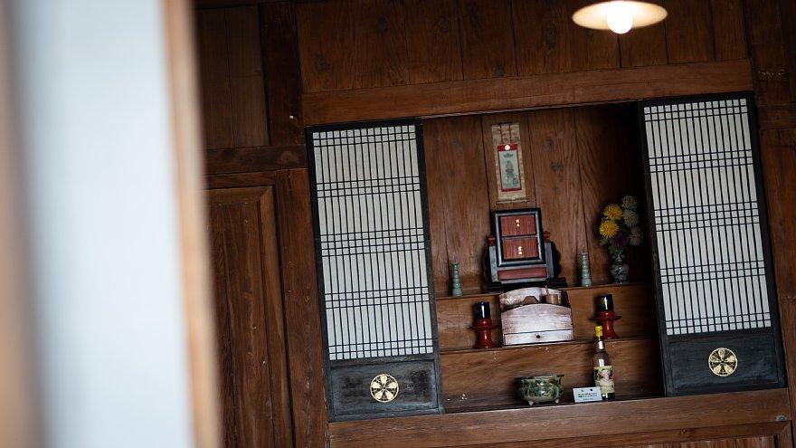 琉球王国の士族の屋敷にて_d0353489_19083608.jpg