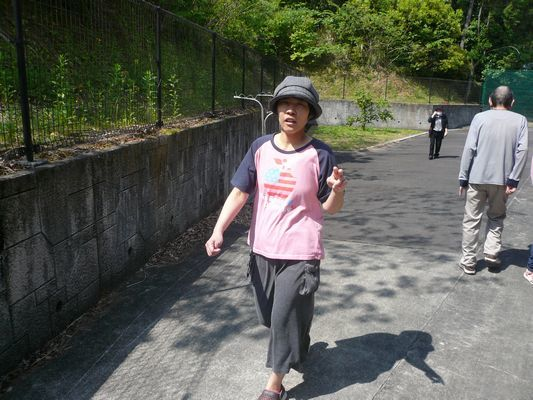 5/13 朝の散歩_a0154110_09275529.jpg