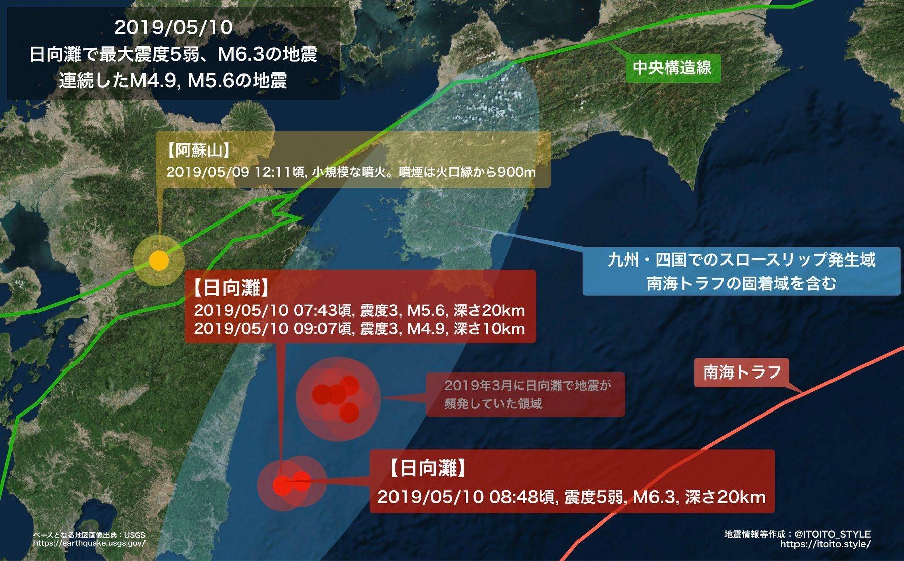 「南海トラフ地震の前兆ではない」と言う気象庁は官邸への忖度では_d0174710_14034206.jpg