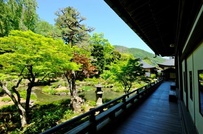 乾徳山と恵林寺_e0000910_11430286.jpg
