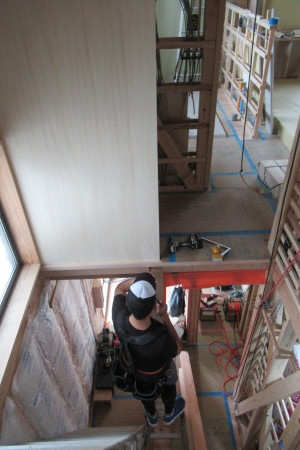 「薬師山の家」造作工事_b0179213_21080154.jpg